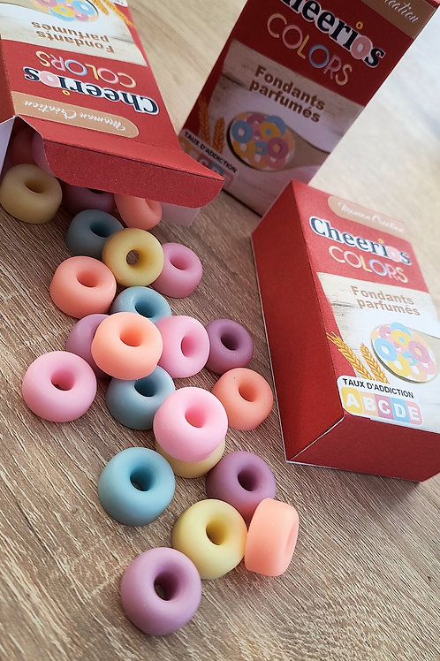 Cheerios colors