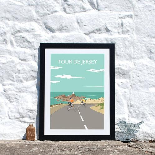 Tour de Jersey, Channel Islands