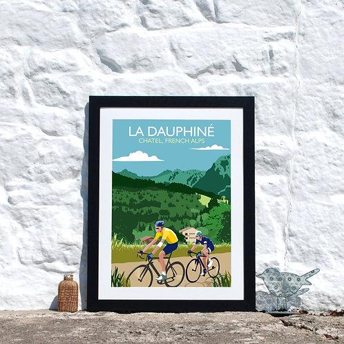 La Dauphine French Alps Chatel