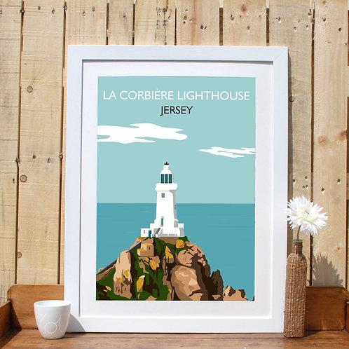 La Corbiere Light House Jersey