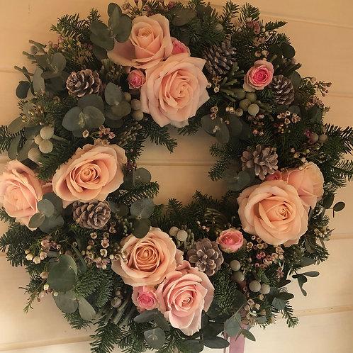 Antique Woodland Wreath
