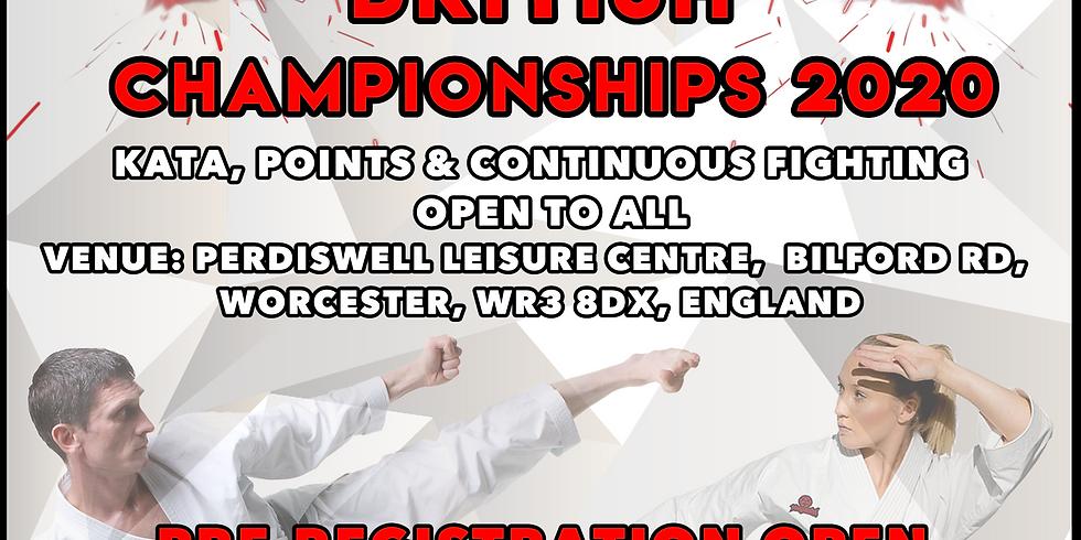 WUMA BRITISH CHAMPIONSHIPS (1)