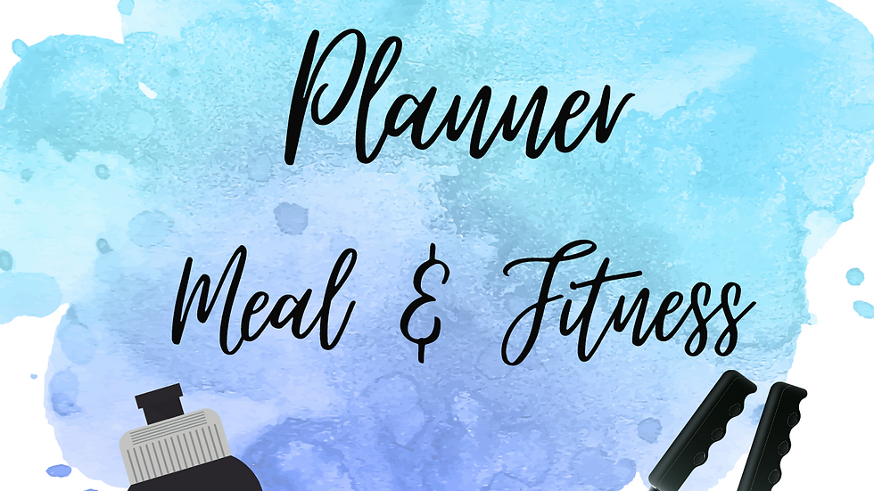 No Quit fitness and meal planner challenge (April 24th)
