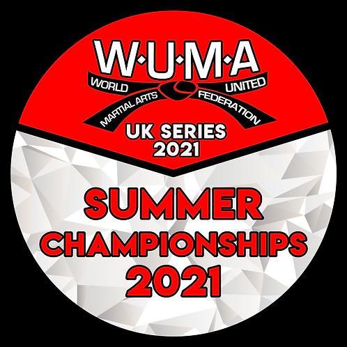 Summer Championships Pre-Registration 2021