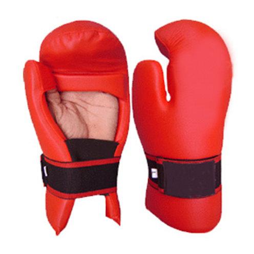 LOT 4 - 10 X PVC Semi-Contact Gloves