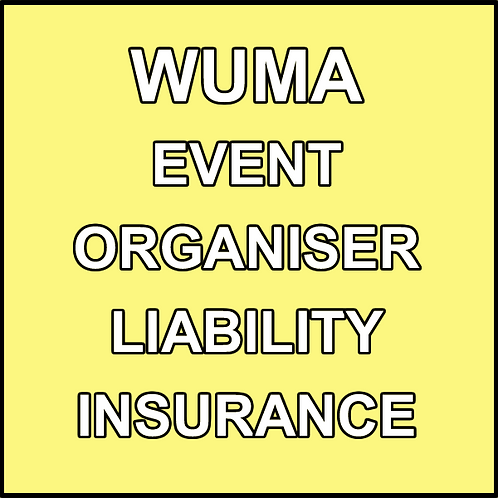 Event Liability Cover