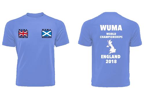 WUMA Scotland Kids Competitor T-Shirt