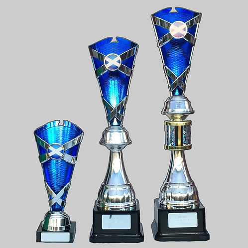 "14"", 12"", 6"" Trophy Set"