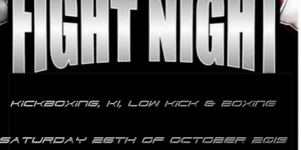 DUNDEE FIGHT NIGHT
