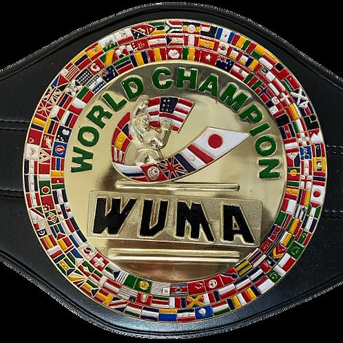 World Champion WUMA Belt