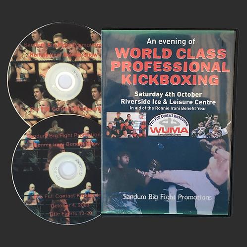 World Class Professional Kickboxing 2004