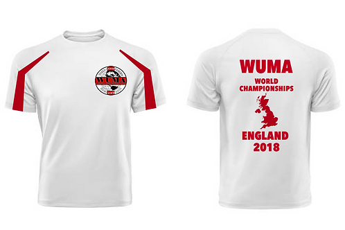 WUMA Worlds Memorial T-Shirt