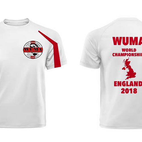 WUMA Worlds Memorial T-Shirt