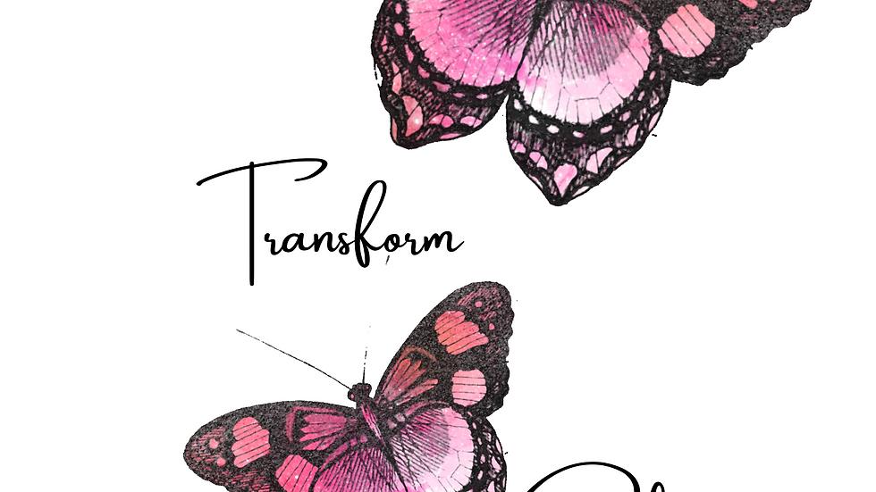 Metamorphosis Digital Course & Workbook