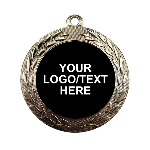 "3"" Gold Medal"
