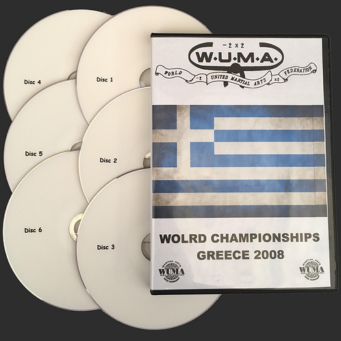 WUMA World Championships Greece 2008
