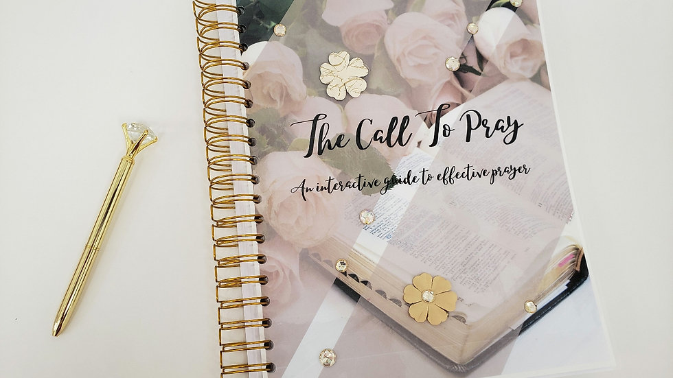 The Call to Pray Journal