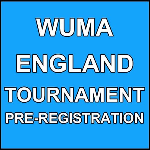 England Pre-Registration