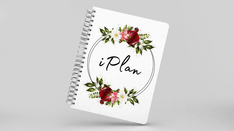 iPlan Prayer Journal