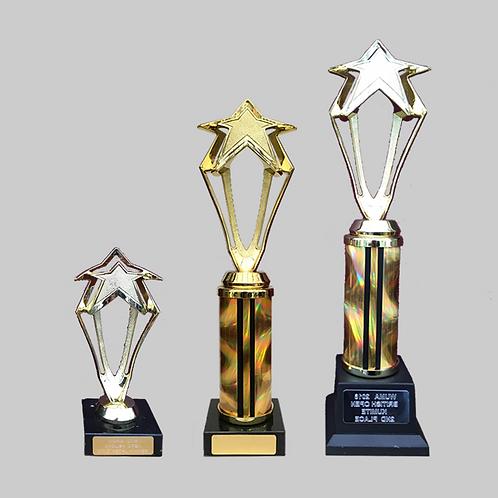 "12"", 10"", 6"" Trophy Set"