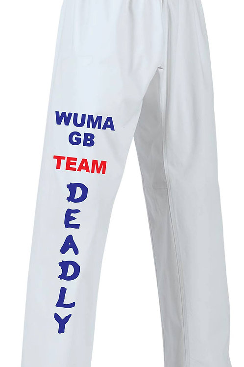 WUMA Worlds Competitor Trousers