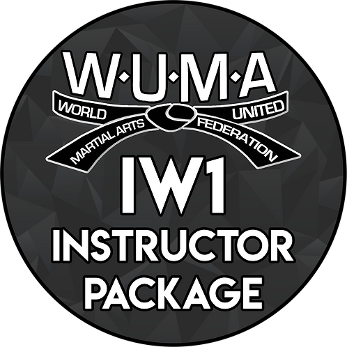 IW1 International Instructor Membership Package (Annual)