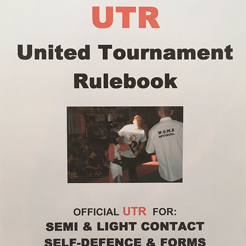 United Tournament Rulebook