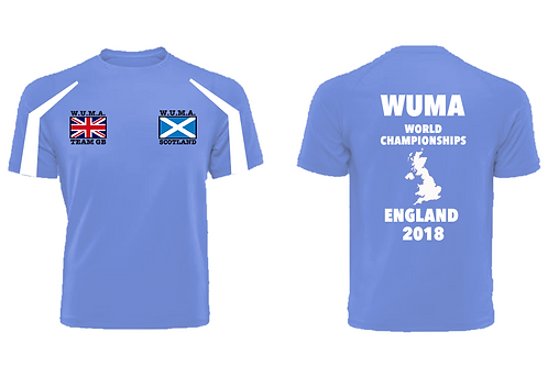 WUMA Scotland Adult Competitor T-Shirt