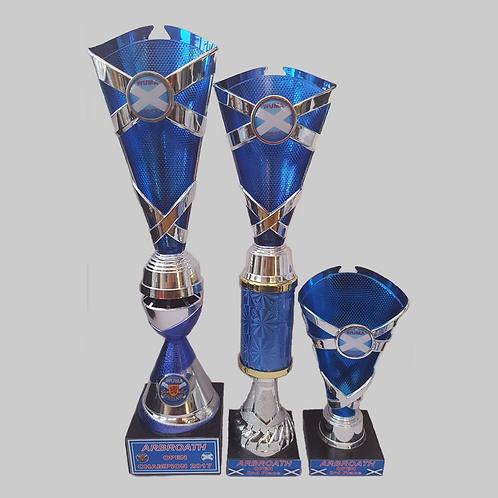 "14"", 12"", 6"" Scottish Trophy Set"