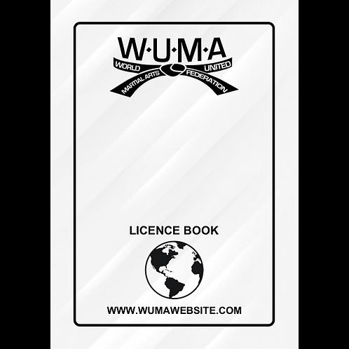 Paper Back Licence Books
