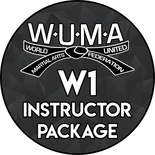 W1 Instructor Insurance & Membership Package