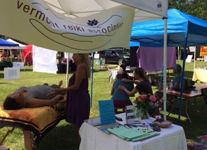 Reiki Training, Outdoor Events  & More!