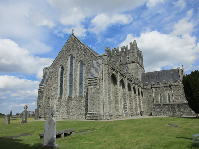 St. Brigid's Cathedral, Kildare, Ireland
