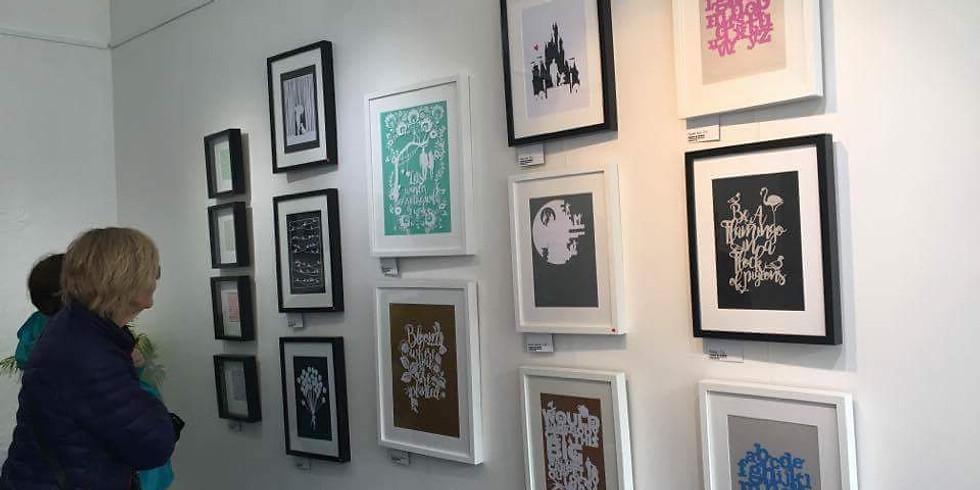 Loughton Arts Centre Exhibition