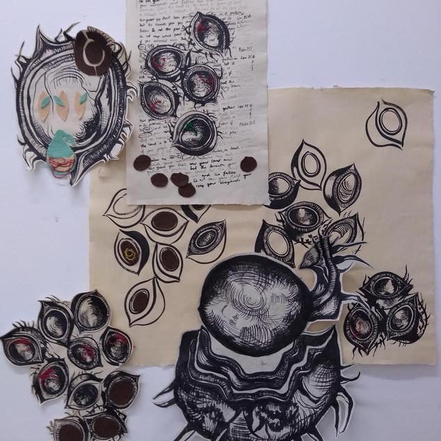 'Seed Bank' by Rachel Hogg