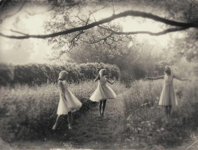 'Trinity Sisterhood' by Alice Saga