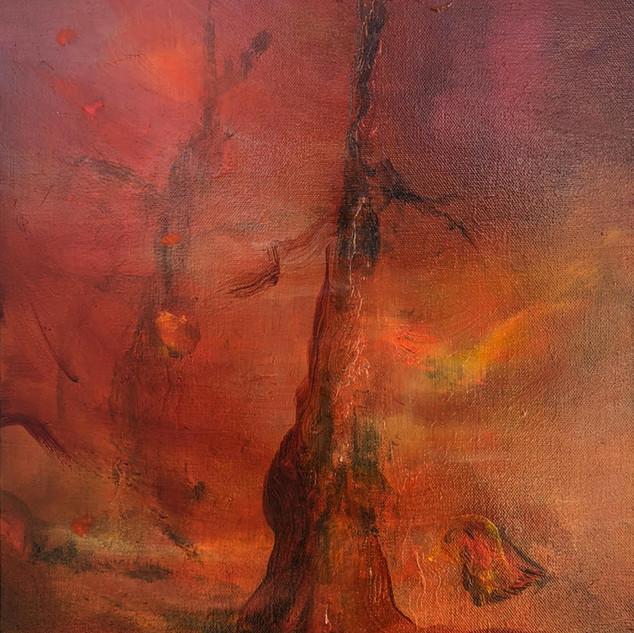 'They Dreamed of Rain' by Nigel Smith