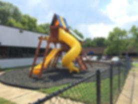 Greater Faith Christian Academy Playground 1