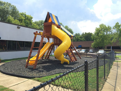 Greater Faith Christian Academy Playground 1