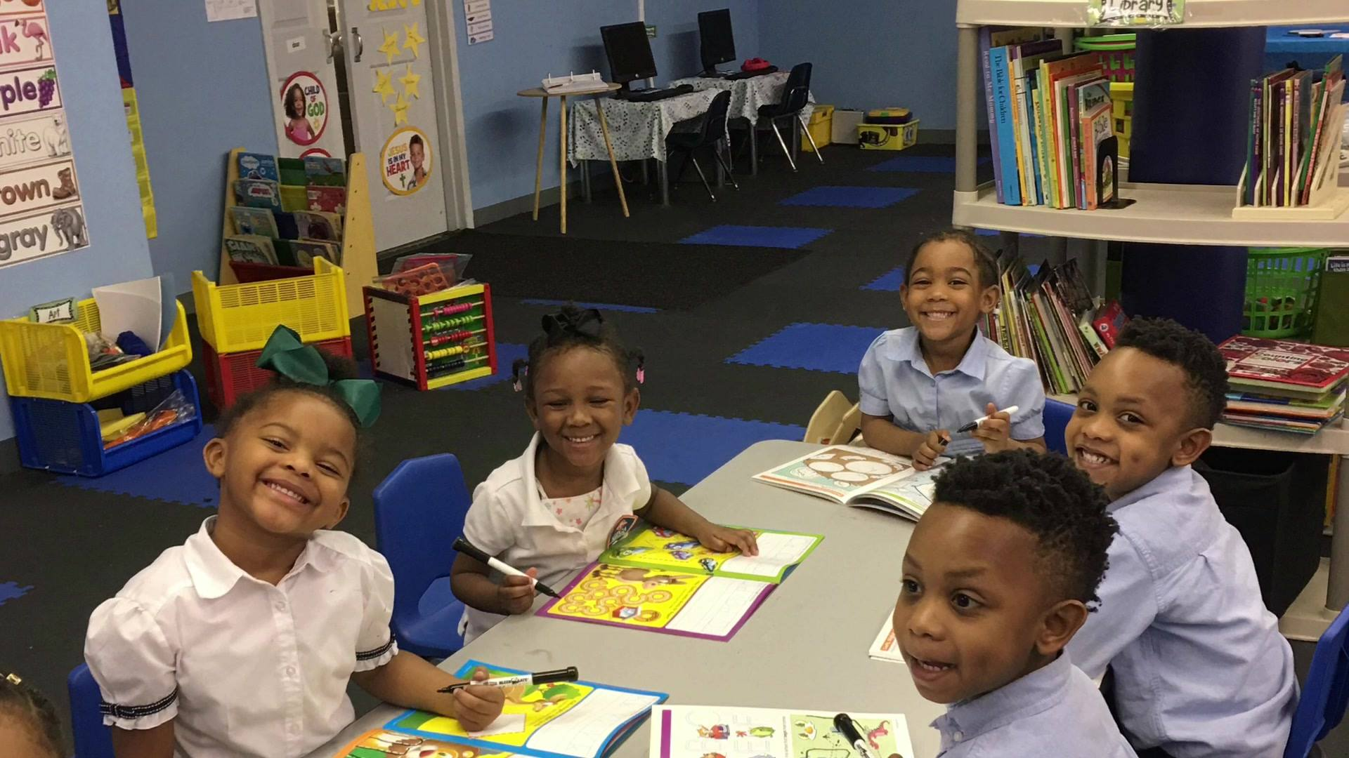 Watch this trailer of Greater Christian Academy Kindergarten 3&4 year old class growth through the year!  Greater Faith Christian Academy now enrolling. Website www.apeducation.org.  #WatchMe.  #More2Come.