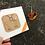 Thumbnail: Taurus birthday card, zodiac greeting card