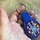 Thumbnail: Monogram key ring, letter M