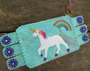 Unicorn Mug rug