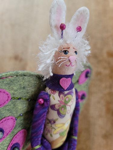 Bunny doll, fairy doll