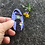 Thumbnail: Witch magnet, Halloween magnet