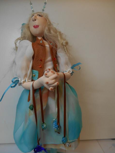Custom Doll Vicky