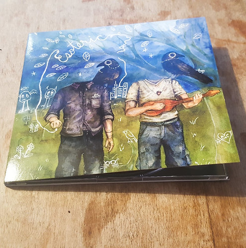 Esoteric - CD by Colton Parrott & Claude Rodrigue