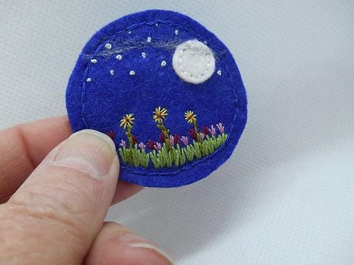 Flower Pin