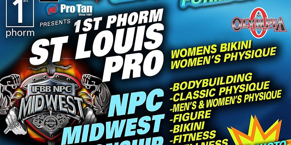 1st Phorm St. Louis Pro / NPC Midwest Championship-NQ