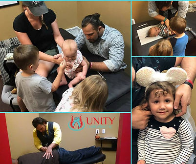 People of all ages have recieved Dr. Devin Arman's care, from adjustments to consultations!